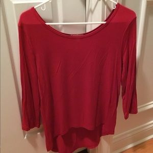 Zenana Outfitters Tops - Zenana Outfitters 3/4 Sleeve Tee